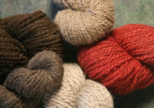 fiber serat wol atau wool