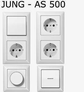 Jung As 500 Schalter Programm Jung As500 Jung Schalter Programm