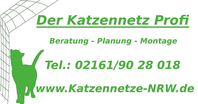 Katzennetz Monteur