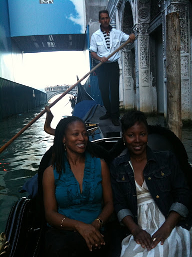 black women travel venice