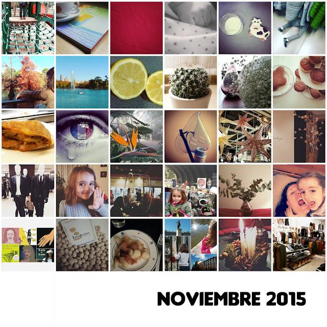 Proyecto 365 días: noviembre 2015 en fotos
