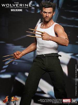 Hot Toys MMS The Wolverine - Wolverine Figure