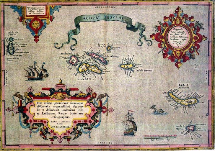 .Mapa antigo