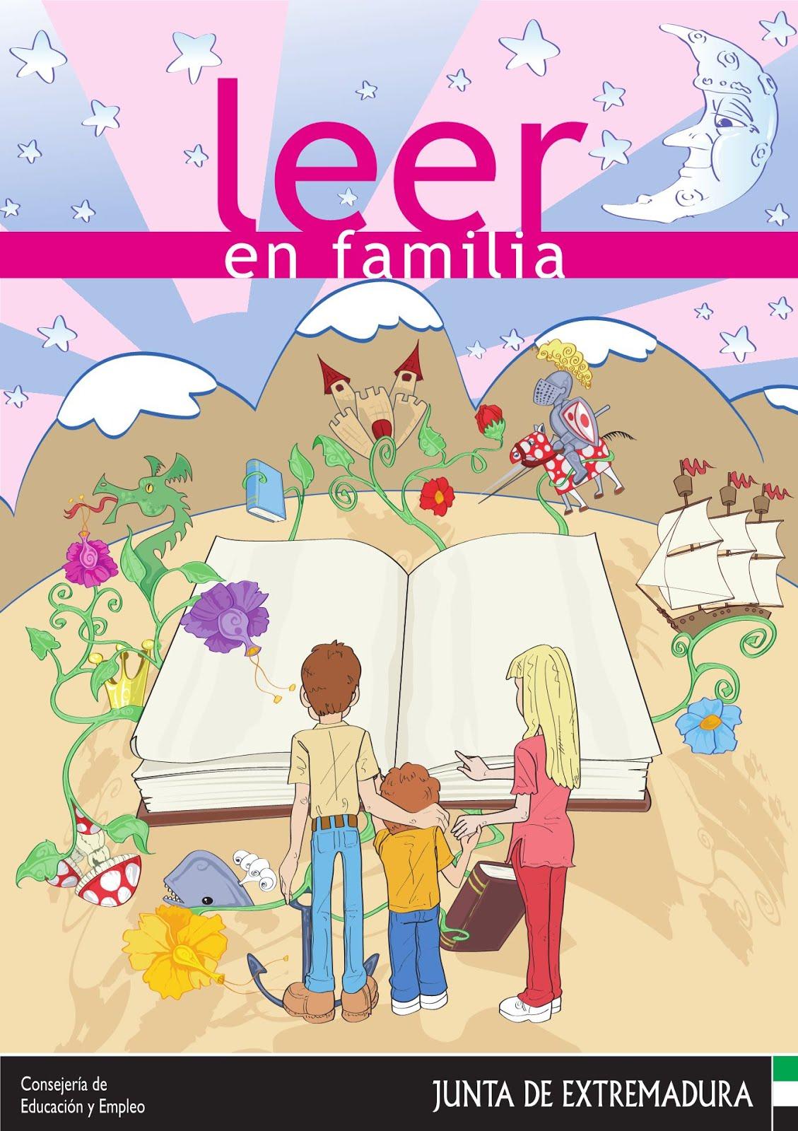 """PROYECTO """"LEER EN FAMILIA """""""