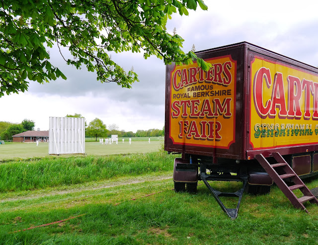 Carters Steam Fair at Pinkneys Green