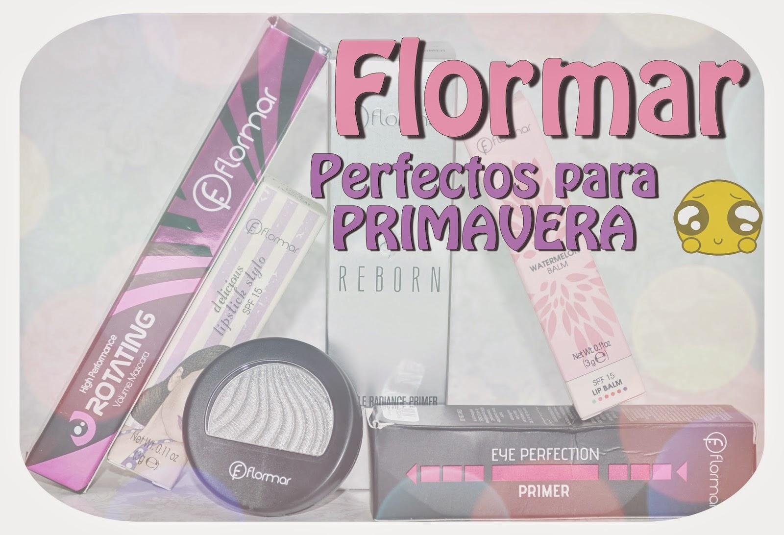 Flormar, maquillaje primavera 2015 perfectos basicos
