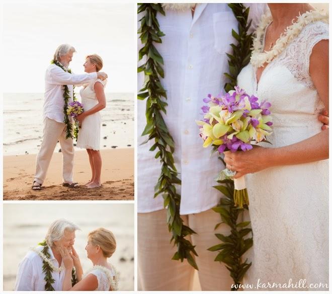 Maui Wedding Coordinator - Simple Maui Wedding