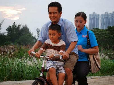 Phim Thuyền Giấy HTV7