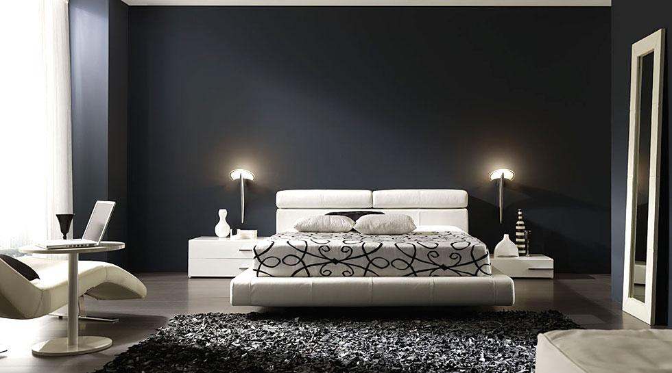 Moderno Muebles De Dormitorio De Pieles Foto - Muebles Para Ideas de ...