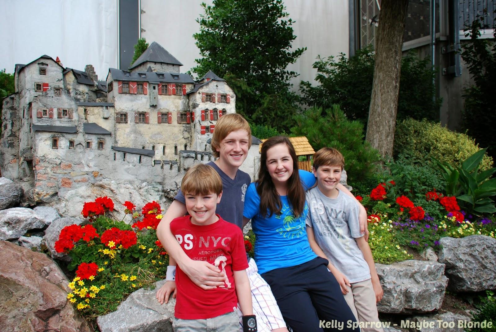 Vaduz Castle Model