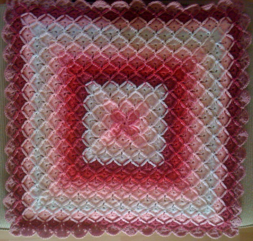 Rowan Knitting Pattern Baby Blanket : COTTON YARN BABY BLANKET PATTERNS Sewing Patterns for Baby