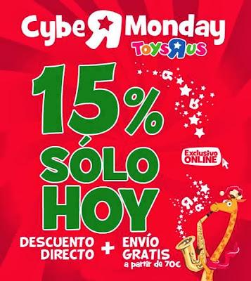 Ciber Monday Toysrus 2013