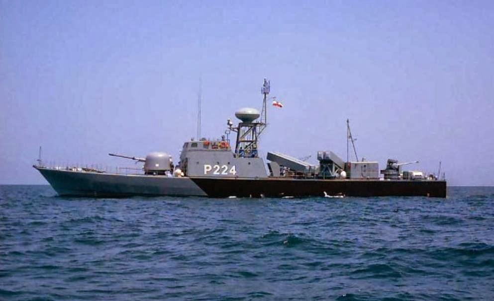 Fuerzas Armadas de Iran Iri4