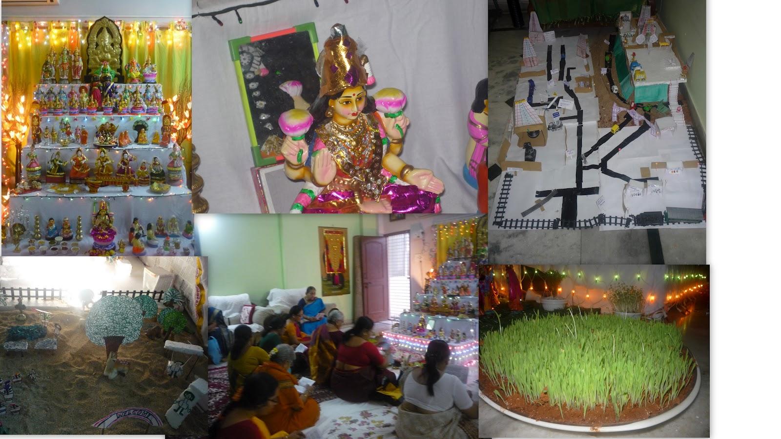 Golu Decoration Tips Avms Kitchen Navarathri Golu Tips