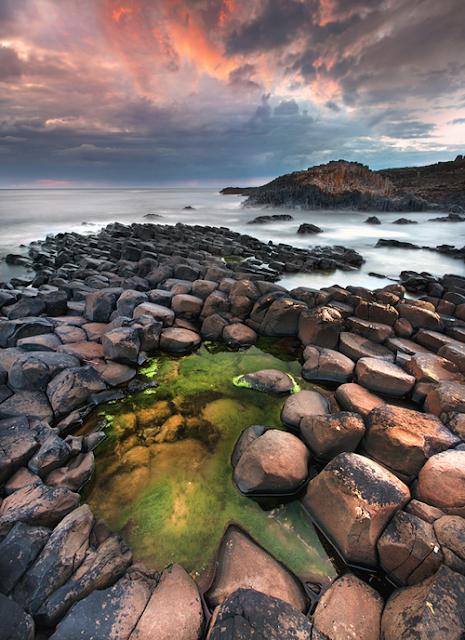Giant's Causeway, en Irlanda del Norte