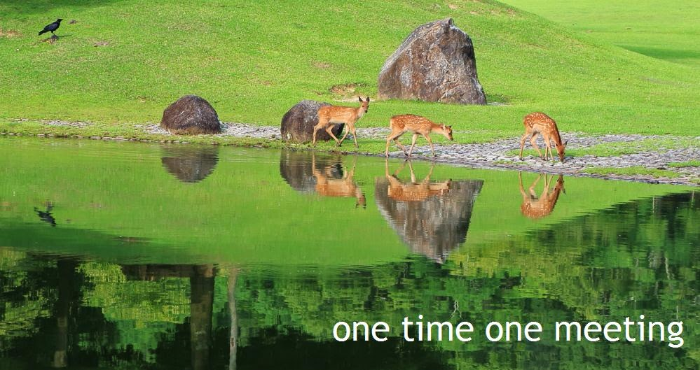 One Time One Meeting