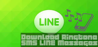 download nada ringtone line Messenger Terbaru
