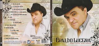 CD Evaldo Lucena – Não Vivo Sem Você