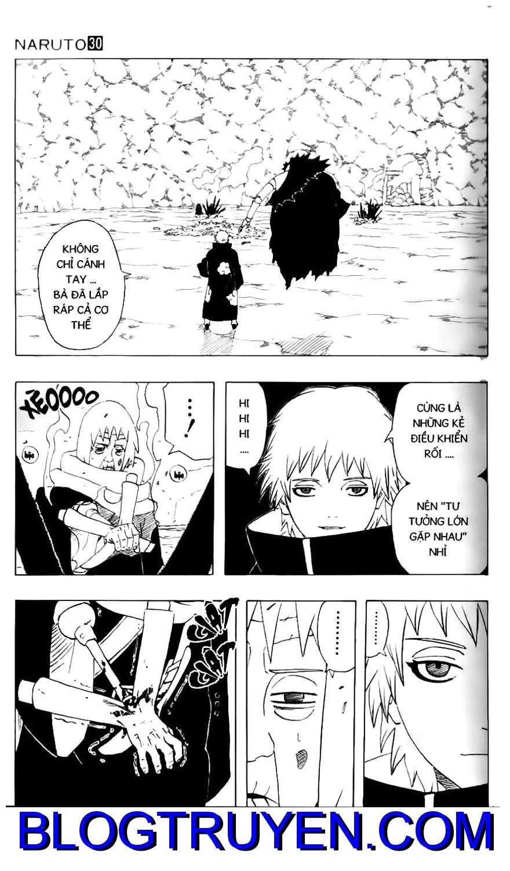 Naruto chap 269 Trang 5 - Mangak.info