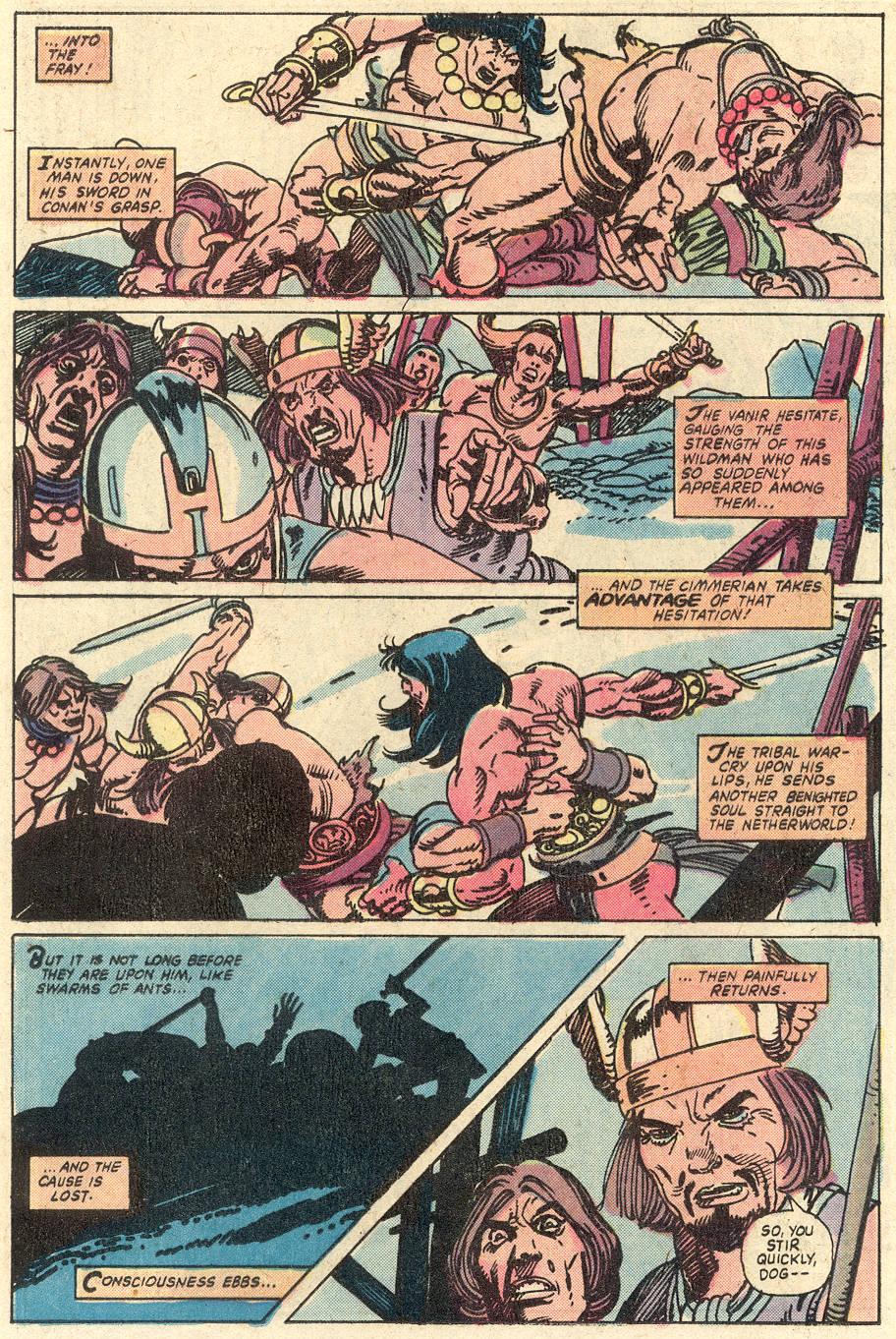 Conan the Barbarian (1970) Issue #127 #139 - English 11