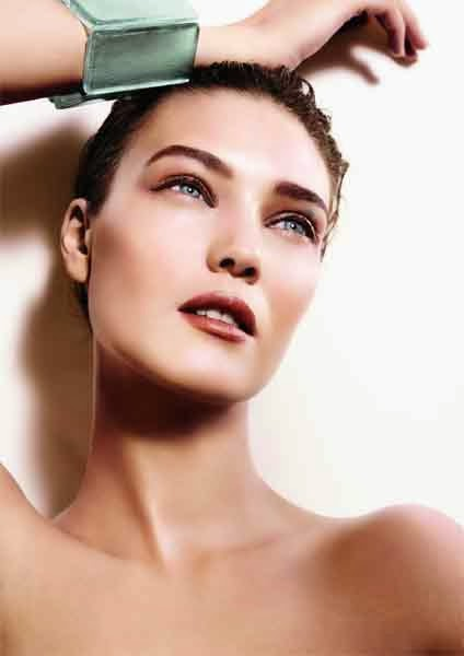 Mujer Giorgio Armani efecto bronceado