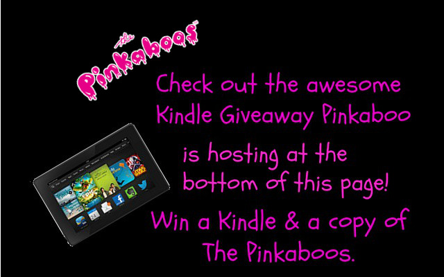 The Pinkaboos Book Tour | Pennies & Paper Blog