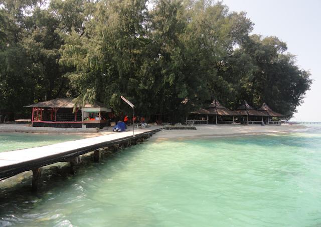 Pulau Sepa adalah salah satu pulau yang paling tersembunyi di nusantara Pulau Sepa