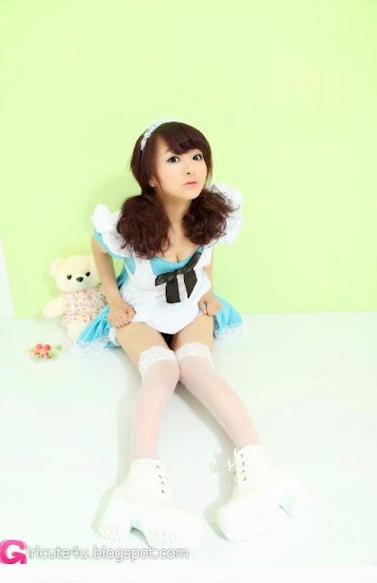 2 Maid service - very cute asian girl-girlcute4u.blogspot.com