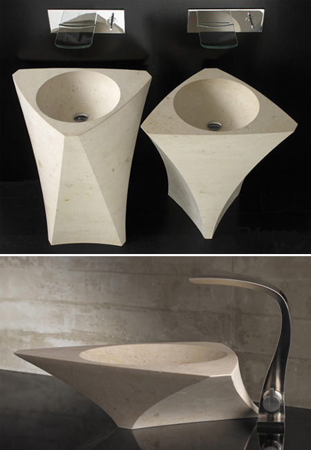 Lavabos Para Baño Modernos:Modernos Diseños de Lavabos de Baño