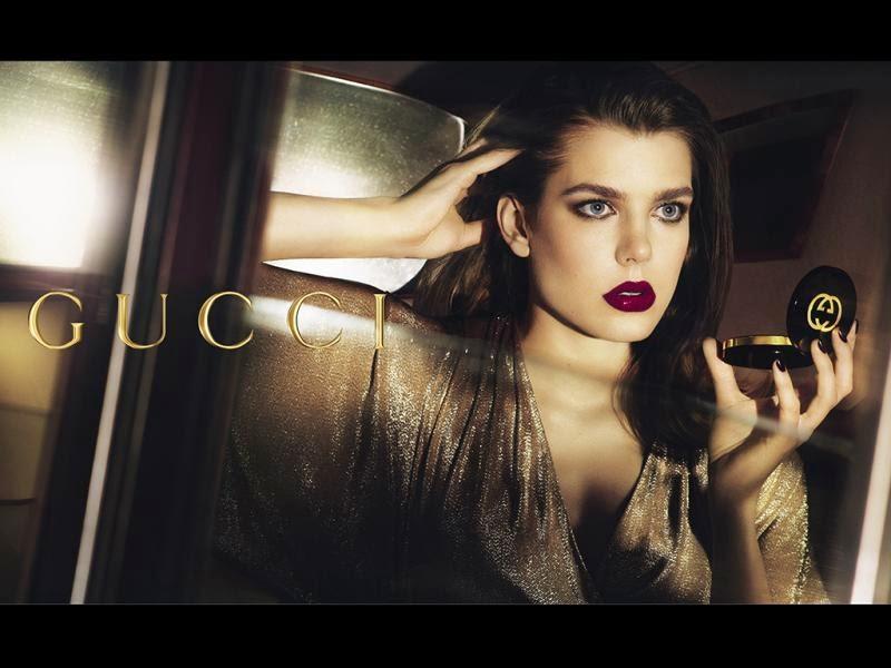 Charlotte Casiraghi, Gucci, Moda, Consméticos