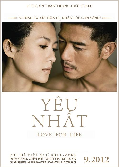 Yêu Nhất - Love For Life