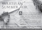 The Late Summer Artisans Fair
