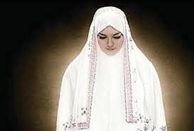 لماذا تصلي الحامل و لا تصلي الحائض  - امرأة تصلى - الصلاة - الحجاب - الخمار - woman pray