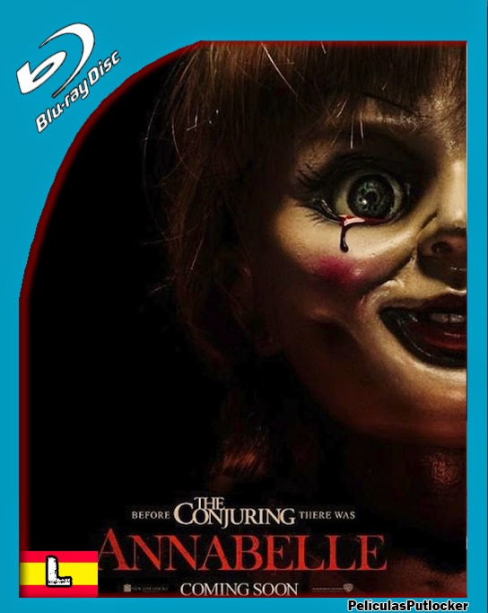 Annabelle [Bluray-1080p][Latino][MG-1F-NL]