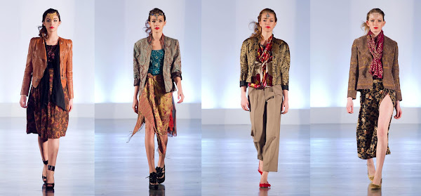 Eco fashion week, efw06, eco fashion, thrift chic challenge presented by value village styled by Jasmine Zhu