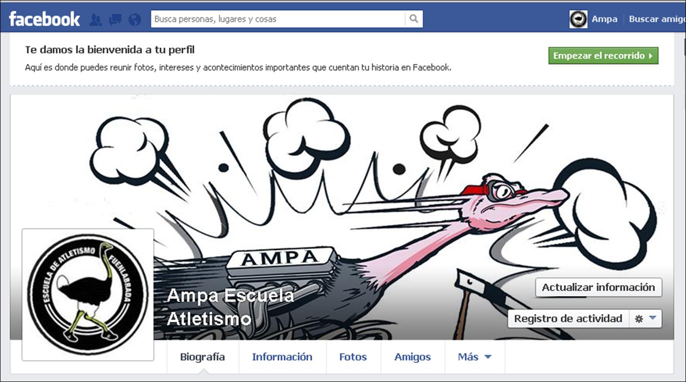 https://www.facebook.com/ampa.escuelaatletismo