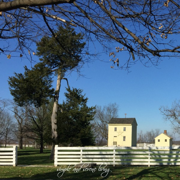 Shaker Village Kentucky