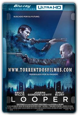 Looper - Assassinos do Futuro (2012) Torrent - Blu-Ray Ultra HD 720p | 1080p Dual Áudio