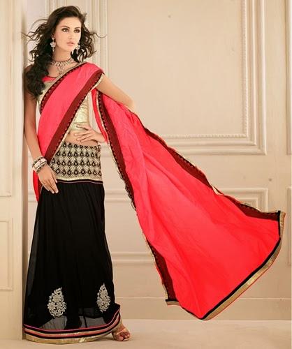Latest Saree Blouse Designs Bollywood Saree Designs 2013