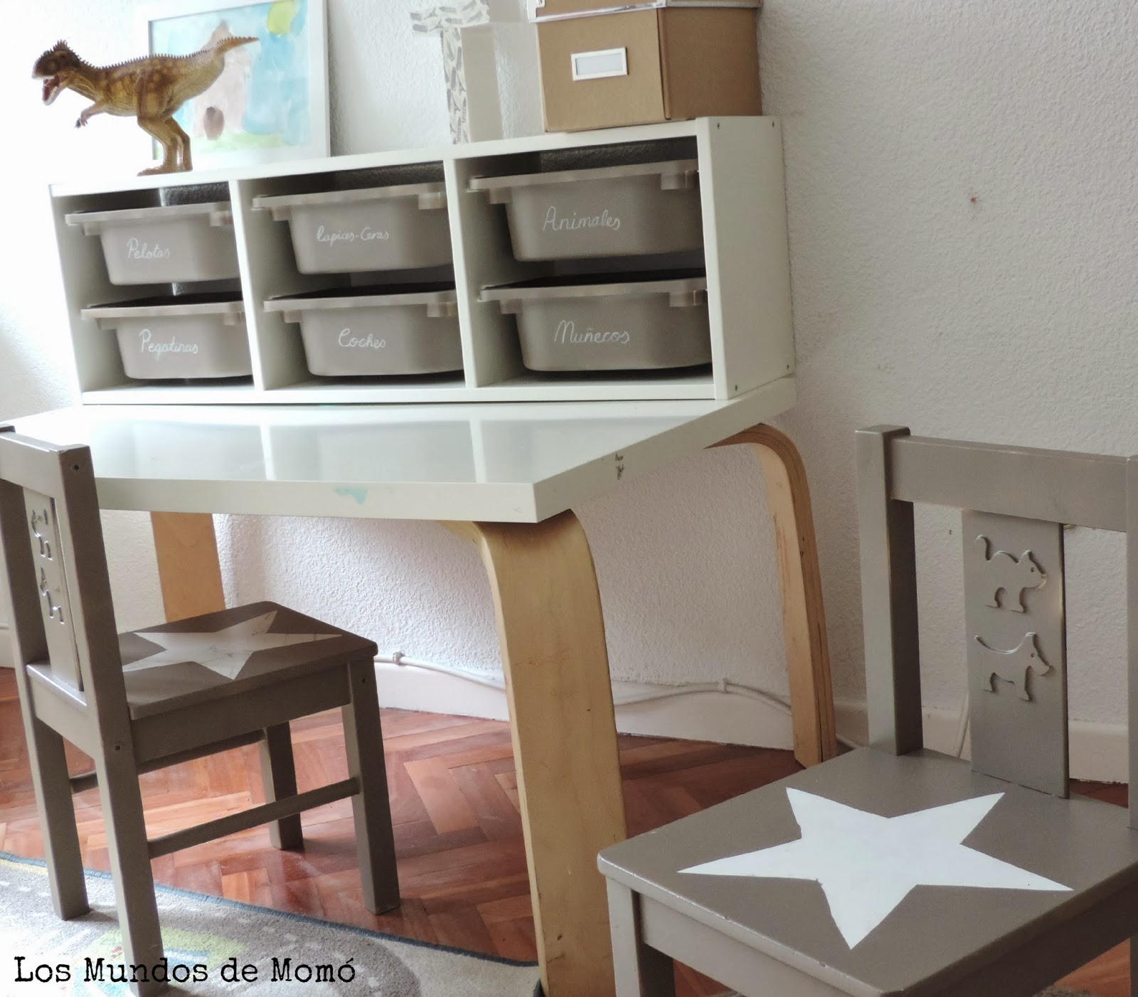 Personaliza tus muebles de ikea handbox craft lovers for Envejecer mueble blanco ikea
