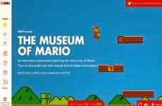 Crean museo virtual de Mario Bros: The Museum of Mario