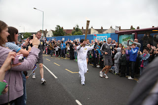 Olympic Torch Relay Photos Gillingham