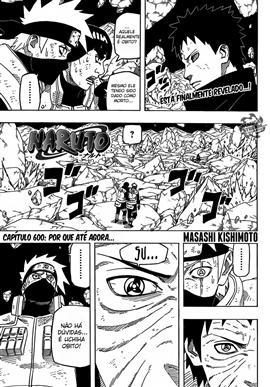 Naruto Mangá 600 Português akianimes.com