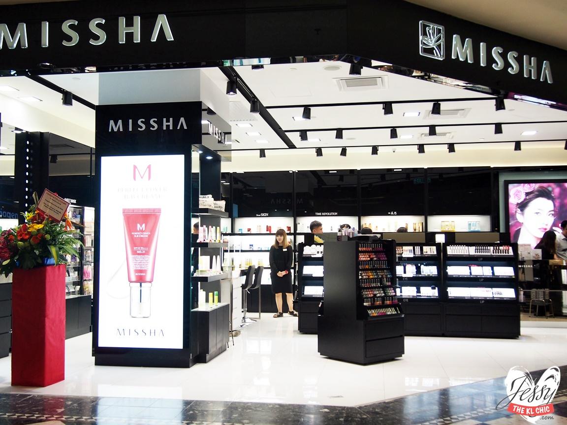 Beauty: MISSHA Store Available in Malaysia (Sunway Pyramid, PJ)