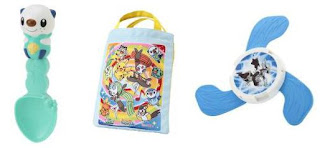McDonaldsJP Pokemon Happy Meal Set 2012 summer#2