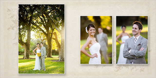 Bride and Groom Portrait Photography - Old Davie School - Fort Lauderdale