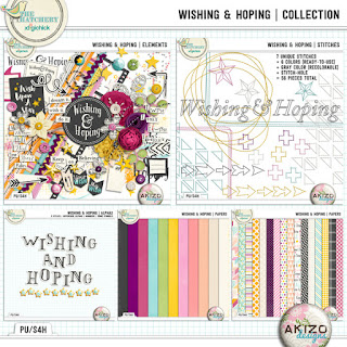 Wishing And Hoping Collection by Akizo Designs