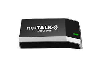 Image: Nettalk Duo WiFi Telephone Service