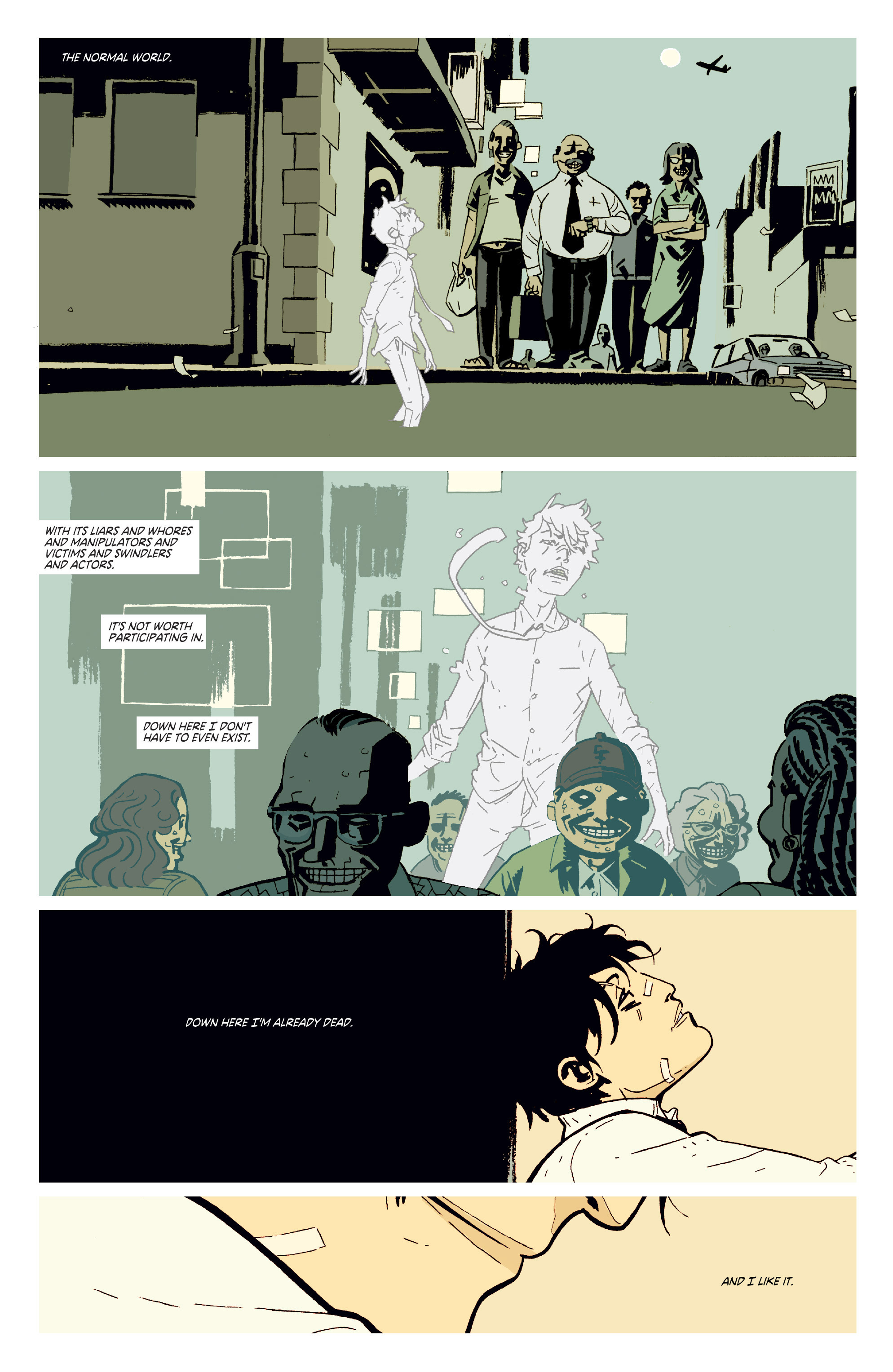 Read online Deadly Class comic -  Issue # _TPB 3 - 59
