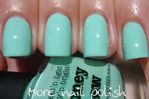 Honey Dew A Light Pastel Turquoise Creme More Green Leaning That Tiffany Shown Below